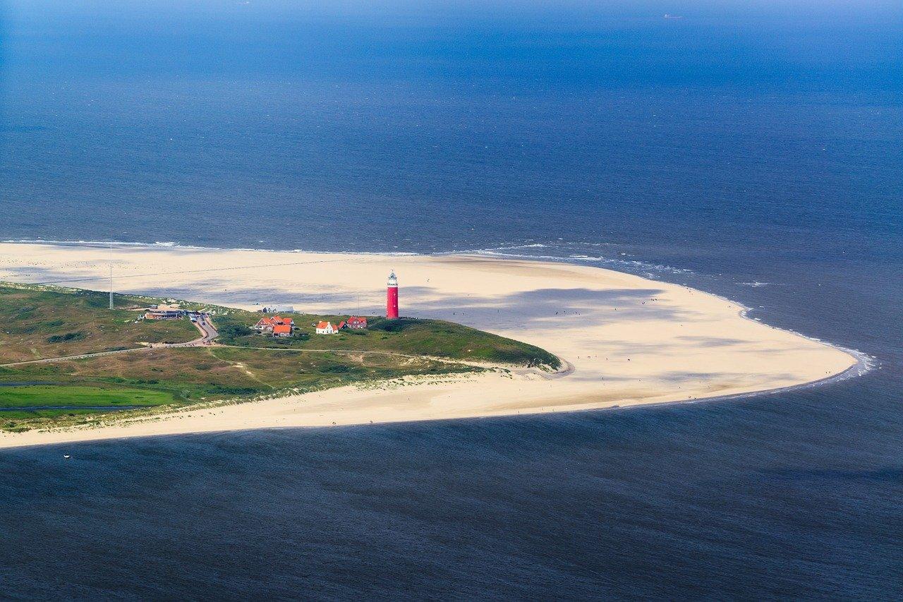 Kamperen aan zee in Nederland